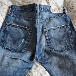 Levi's 505 Distressed Jeans 31x32